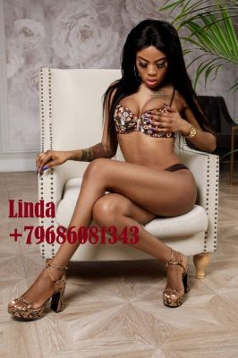 Linda, тел. 8 968 608-13-43 — проститутка садо мазо